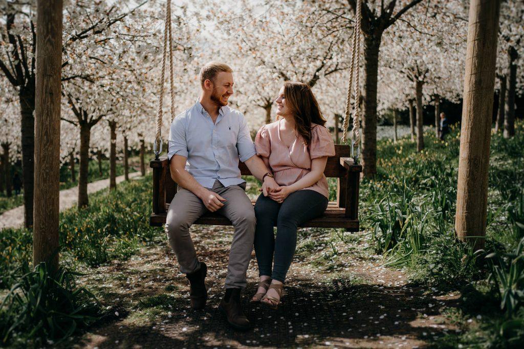 Alnwick Gardens Wedding Photographer 002