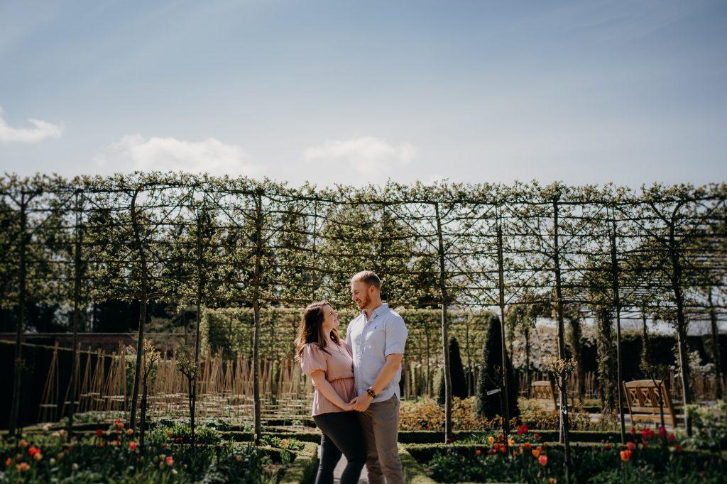 Alnwick Gardens Wedding Photographer 006