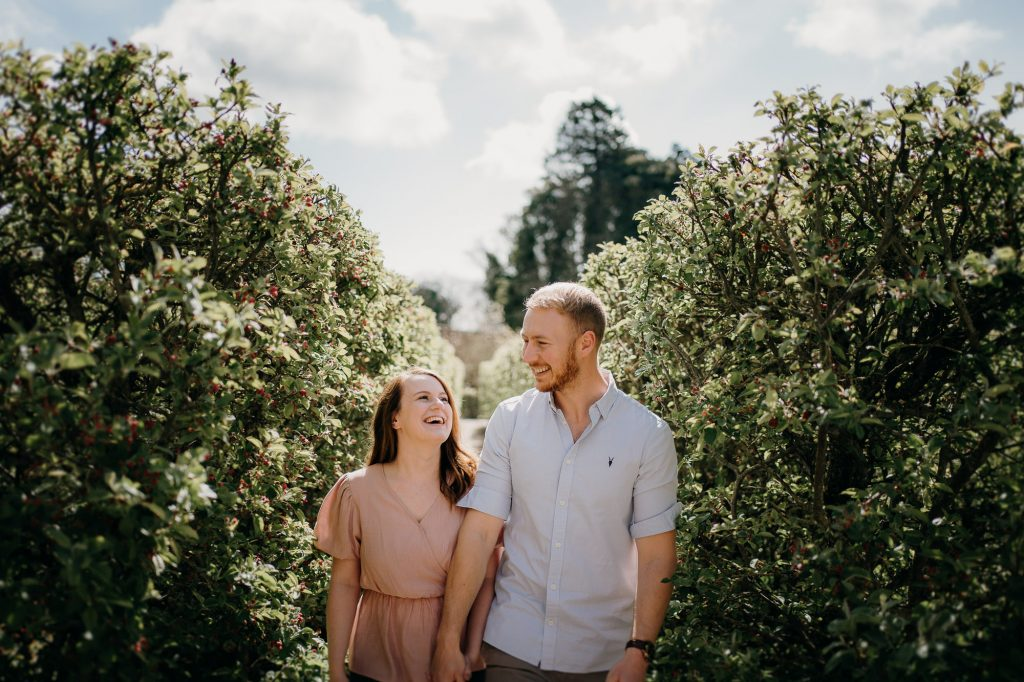 Alnwick Gardens Wedding Photographer 008