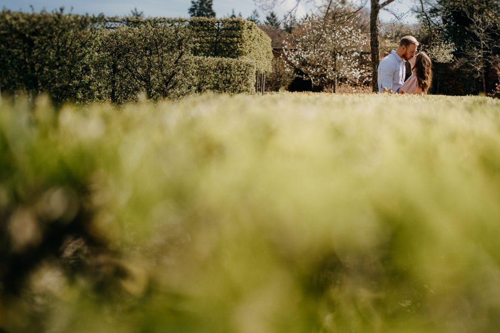 Alnwick Gardens Wedding Photographer 009