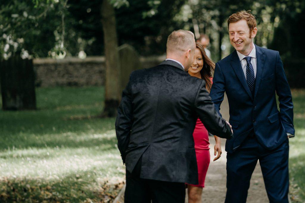 Beamish Hall Wedding 1