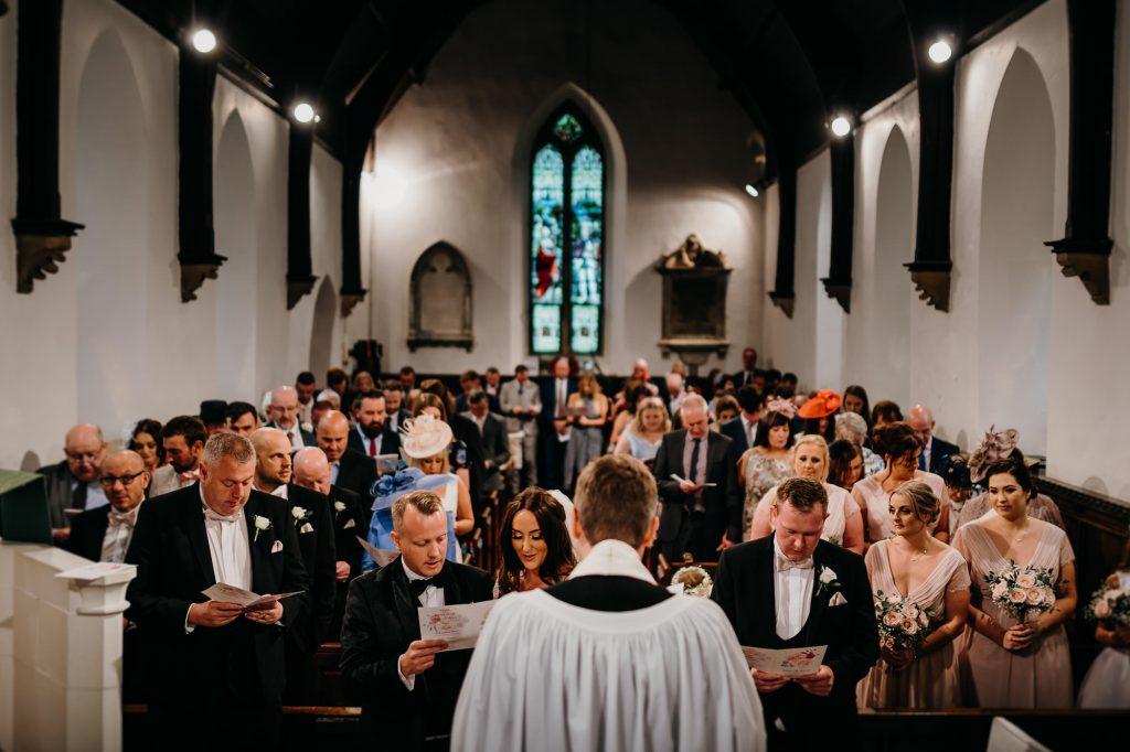 Beamish Hall Wedding 5
