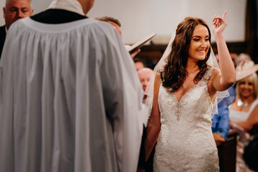 Beamish Hall Wedding 6