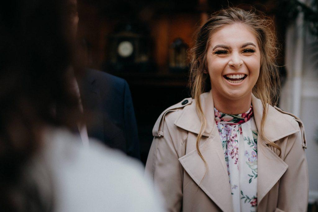 Beamish Hall Wedding Photographer 1
