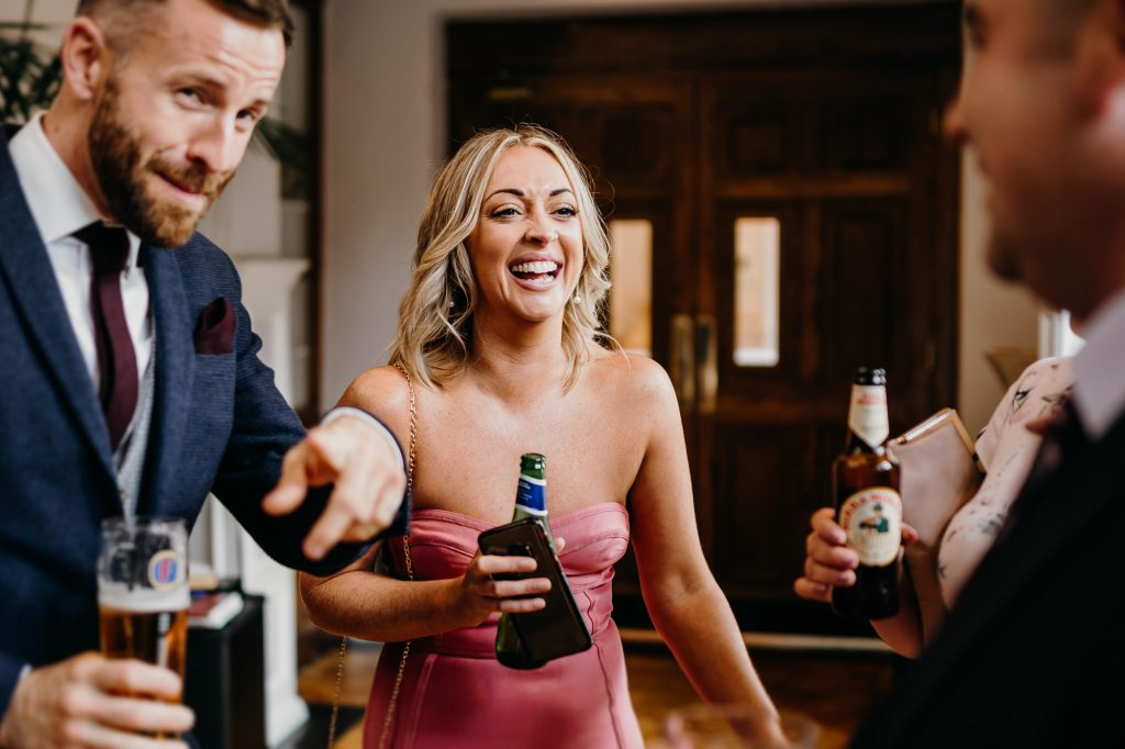 Beamish Hall Wedding Photographer 2