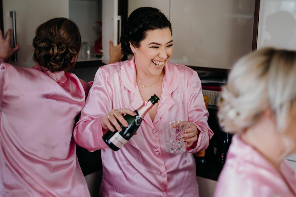 Beamish Hall Wedding Photographer 476