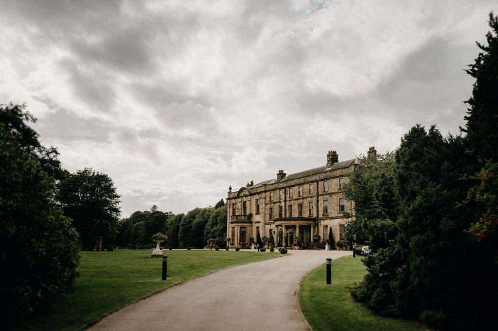 Beamish Hall Wedding Photographer 7