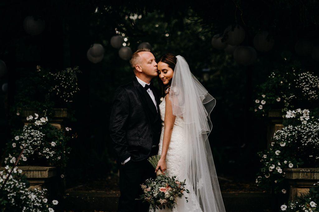 Beamish Hall Wedding Photographer 8