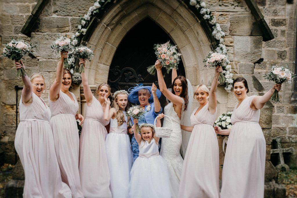 Beamish Hall Wedding Photography 2