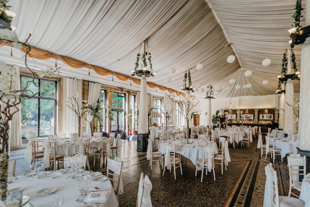 Beamish Hall Wedding Photography 3