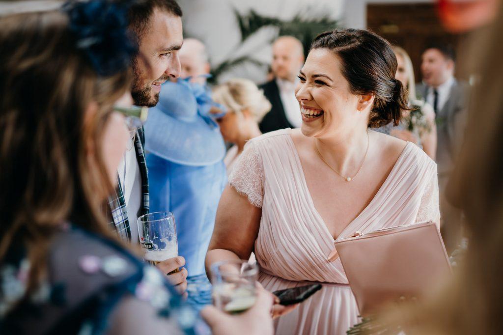 Beamish Hall Wedding Photography 6