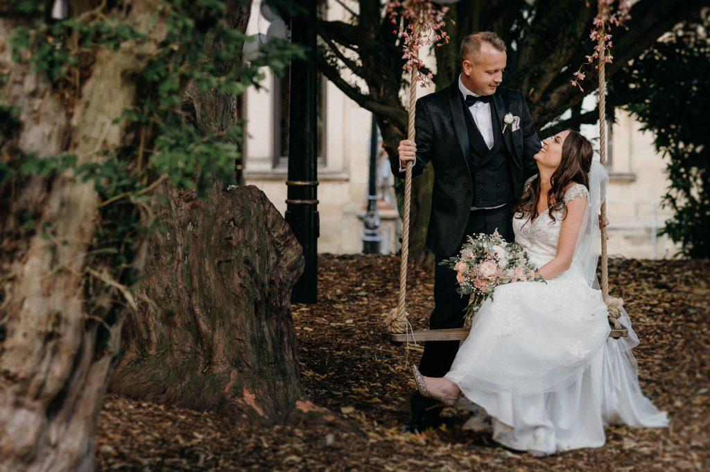 Beamish Hall Wedding Venue 3