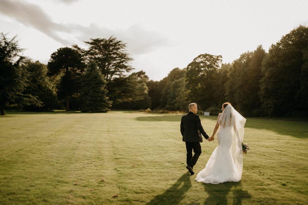 Beamish Hall Wedding Venue 5