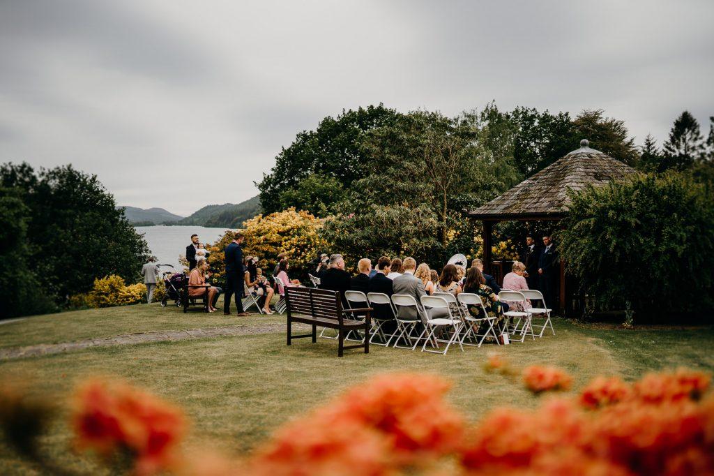 Cragwood House Wedding Photographer 015