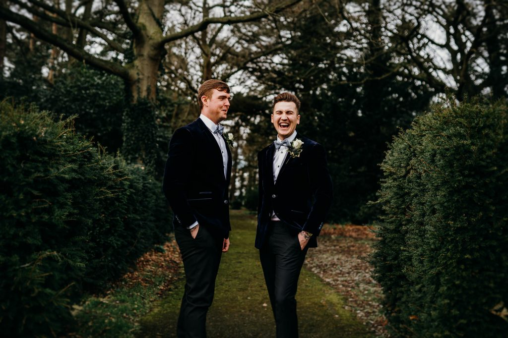 Crathorne Hall Yarm Wedding Photographer 1380