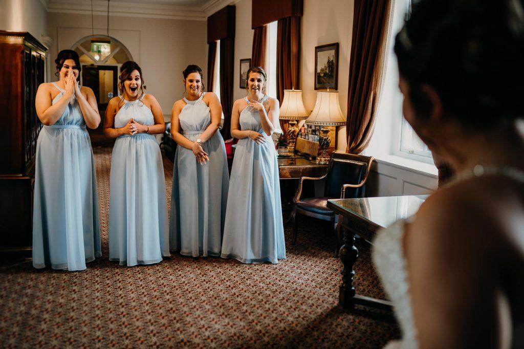 Crathorne Hall Yarm Wedding Photographer 1381