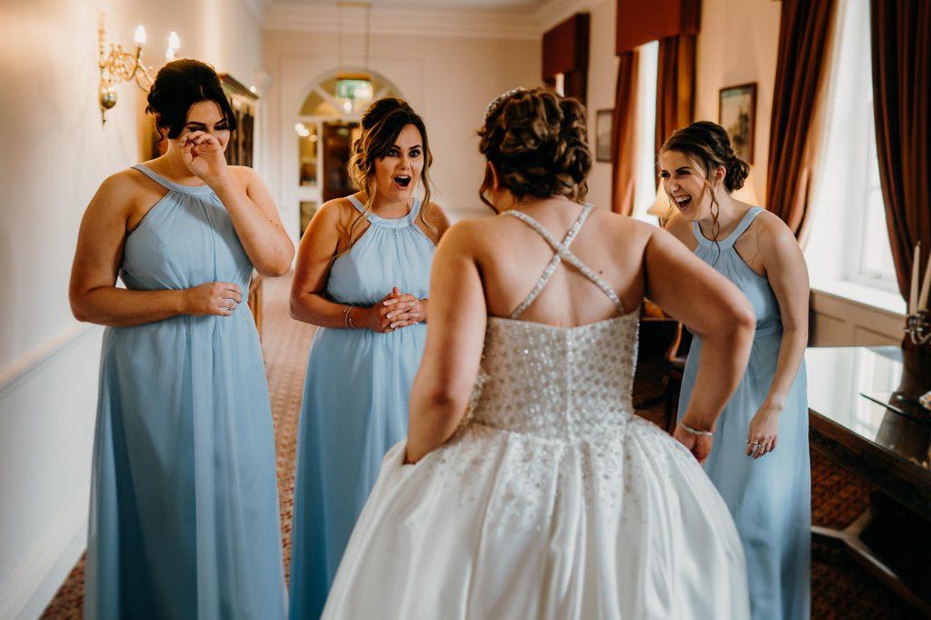 Crathorne Hall Yarm Wedding Photographer 1382