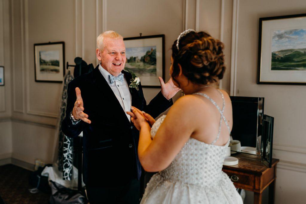 Crathorne Hall Yarm Wedding Photographer 1384