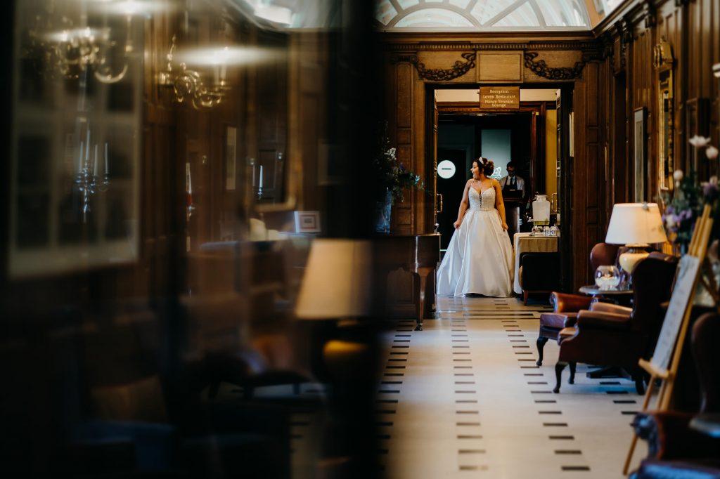Crathorne Hall Yarm Wedding Photographer 1385