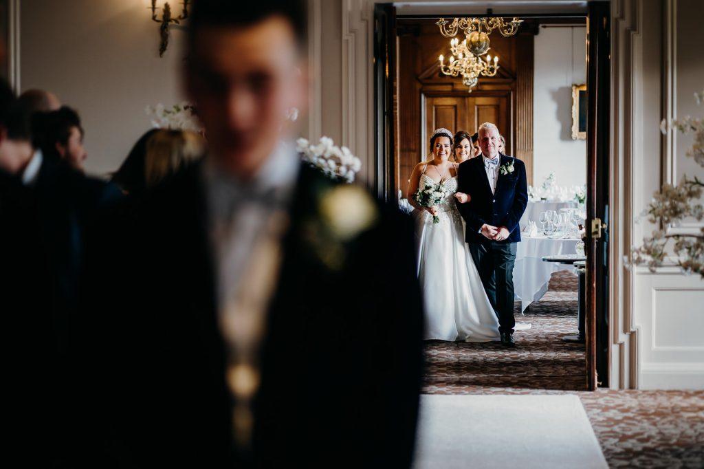 Crathorne Hall Yarm Wedding Photographer 1386