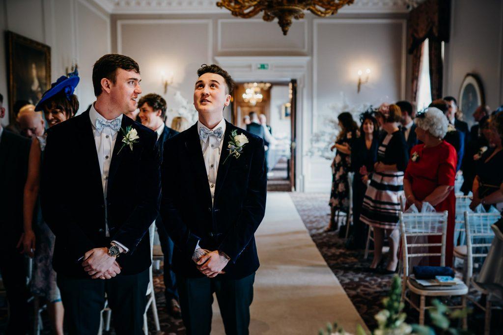 Crathorne Hall Yarm Wedding Photographer 1388