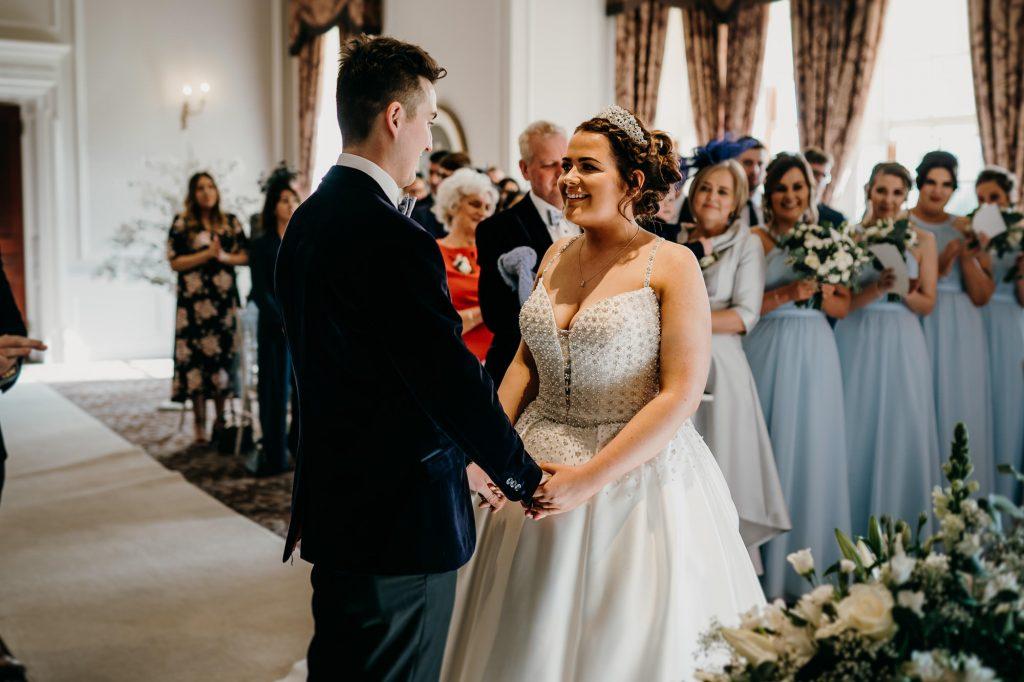 Crathorne Hall Yarm Wedding Photographer 1390