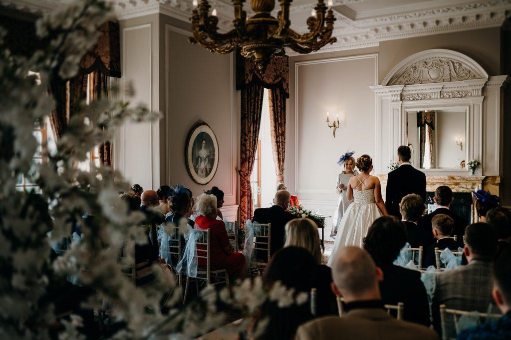 Crathorne Hall Yarm Wedding Photographer 1391