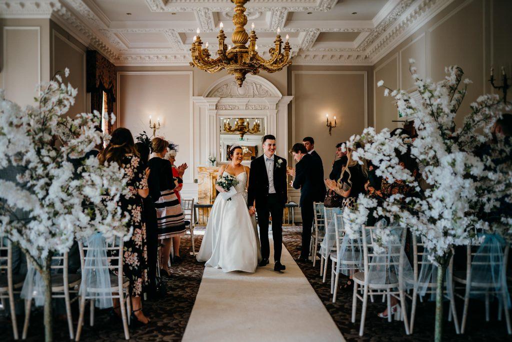 Crathorne Hall Yarm Wedding Photographer 1392