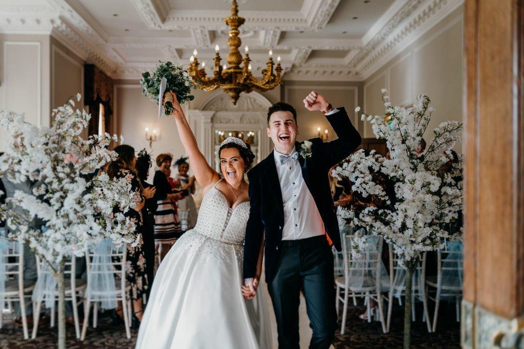 Crathorne Hall Yarm Wedding Photographer 1393