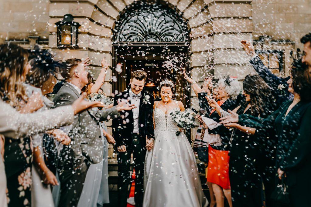 Crathorne Hall Yarm Wedding Photographer 1394