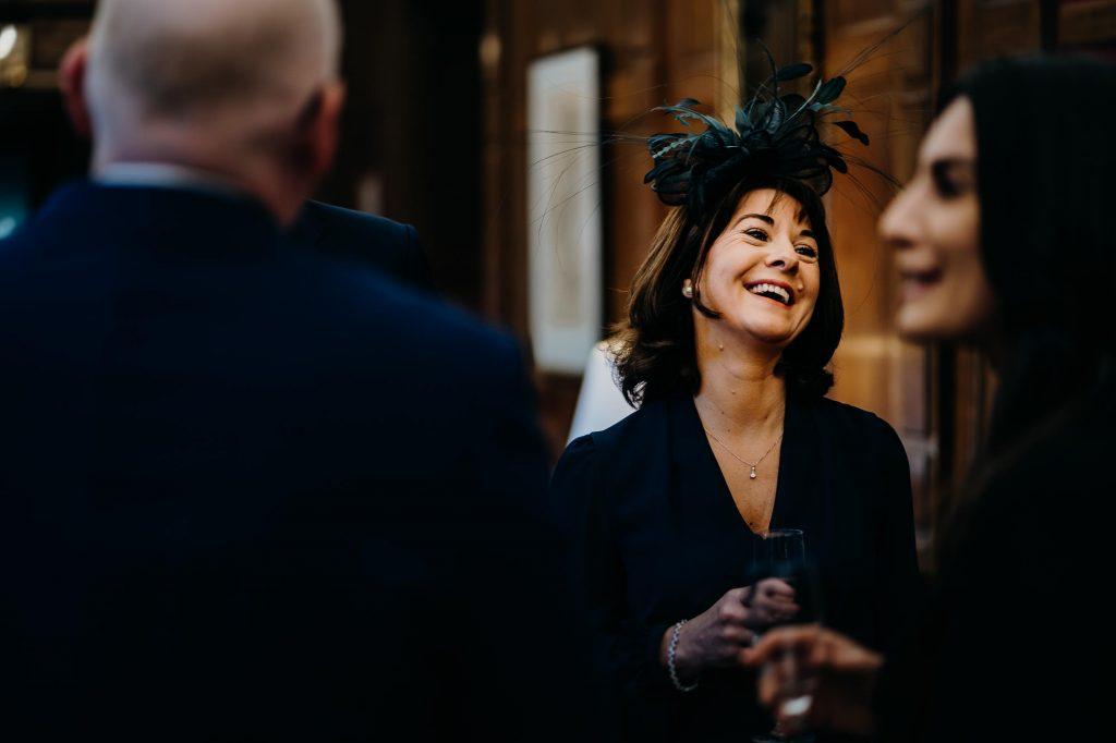 Crathorne Hall Yarm Wedding Photographer 1396