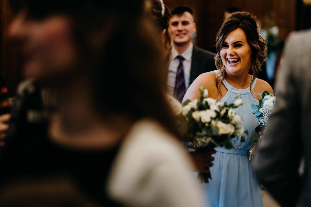 Crathorne Hall Yarm Wedding Photographer 1397