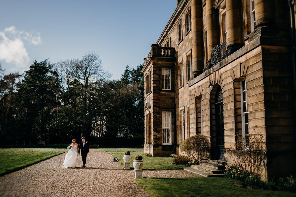 Crathorne Hall Yarm Wedding Photographer 1398