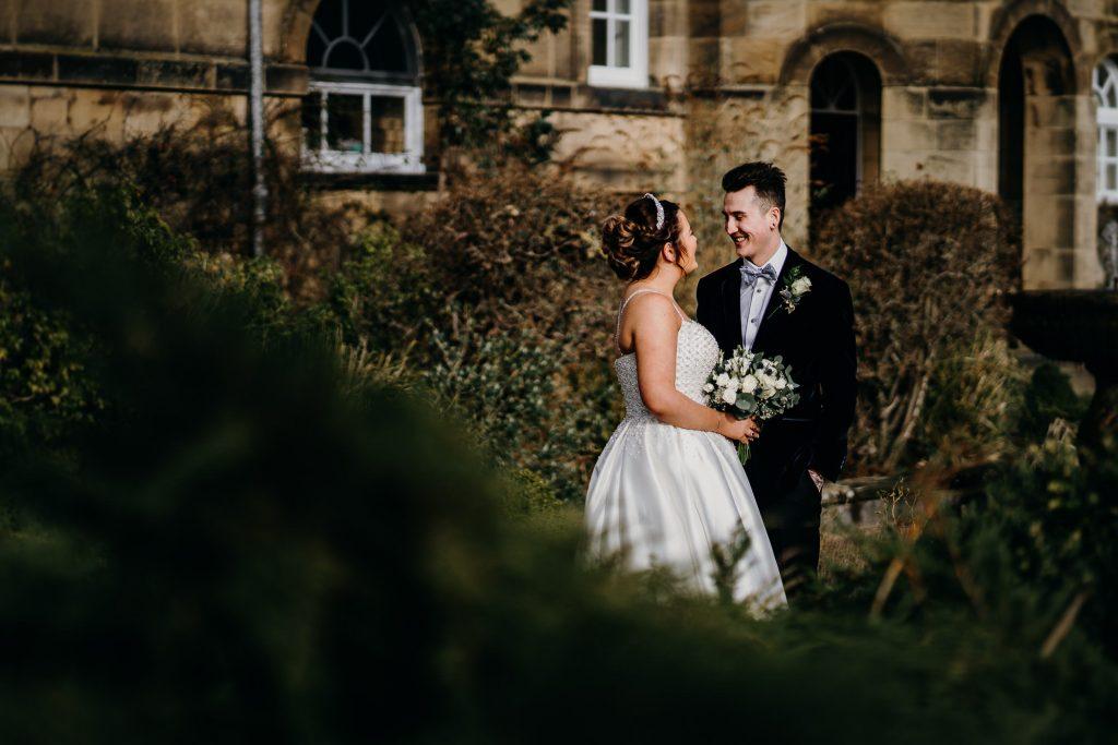 Crathorne Hall Yarm Wedding Photographer 1399