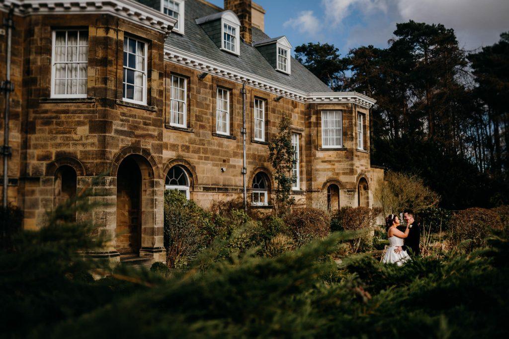Crathorne Hall Yarm Wedding Photographer 1400