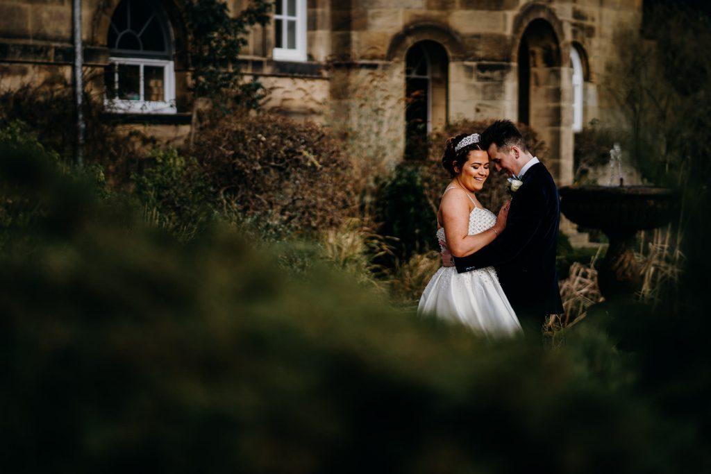 Crathorne Hall Yarm Wedding Photographer 1401
