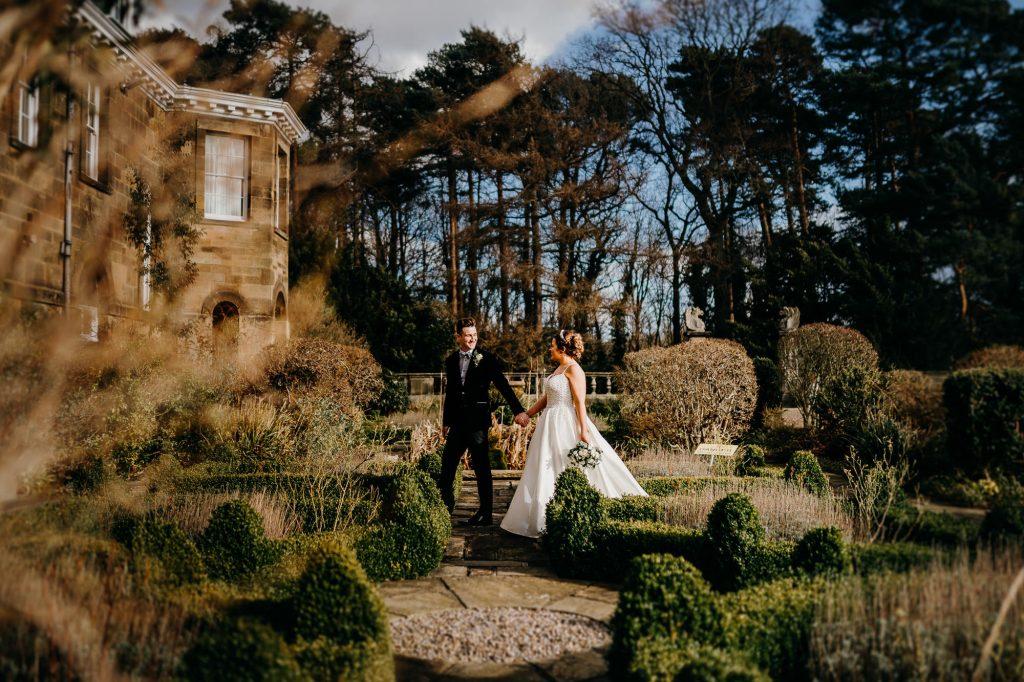 Crathorne Hall Yarm Wedding Photographer 1402
