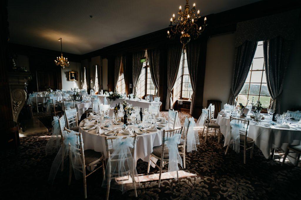 Crathorne Hall Yarm Wedding Photographer 1403