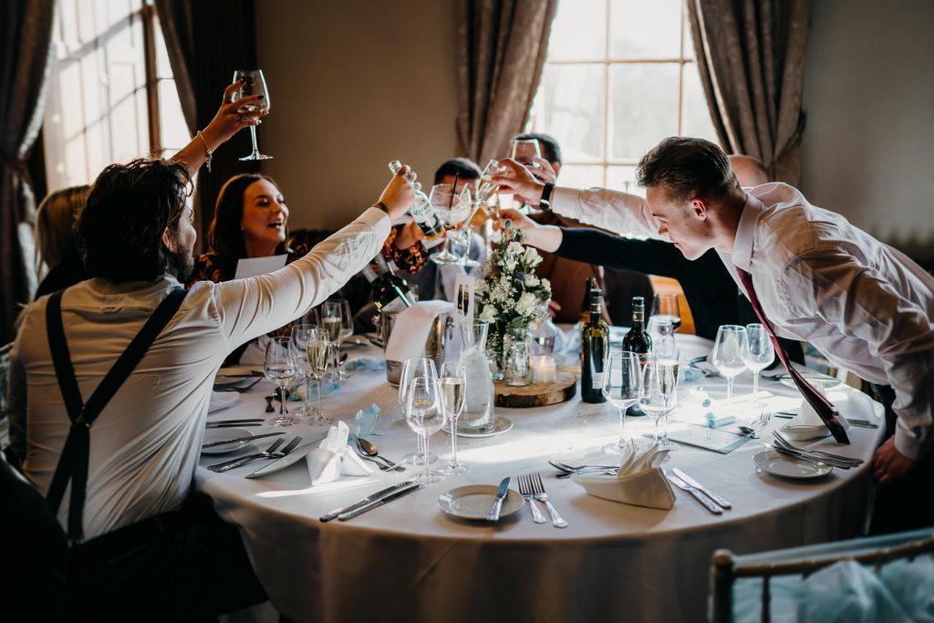 Crathorne Hall Yarm Wedding Photographer 1406
