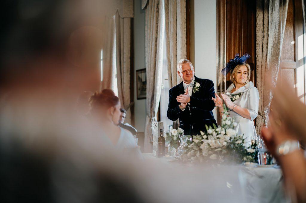 Crathorne Hall Yarm Wedding Photographer 1407
