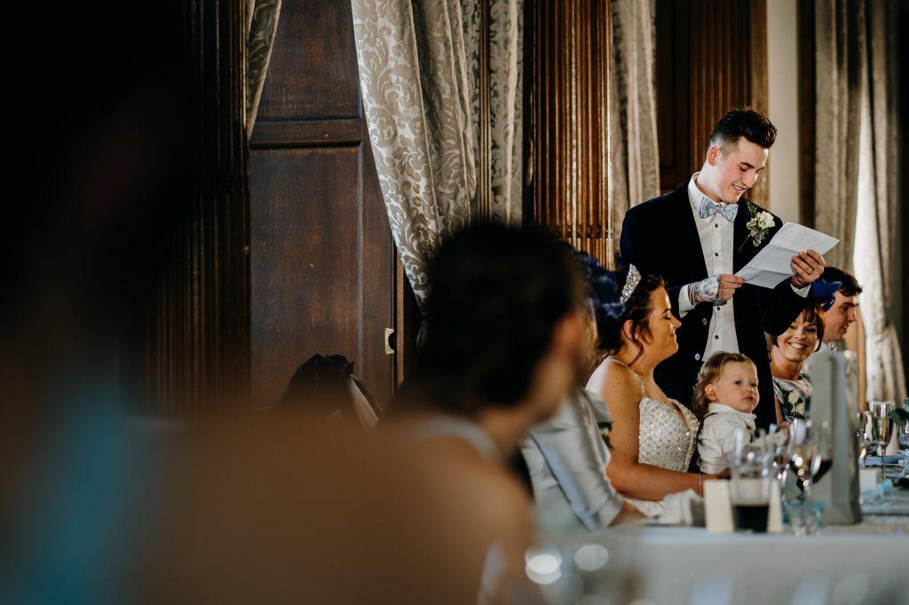Crathorne Hall Yarm Wedding Photographer 1408