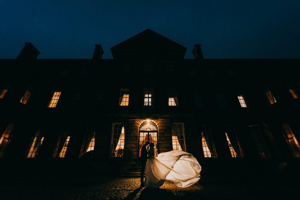 Crathorne Hall Yarm Wedding Photographer 1411