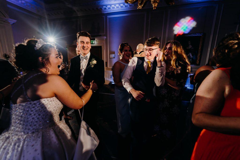 Crathorne Hall Yarm Wedding Photographer 1417