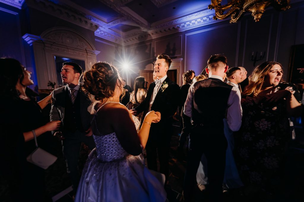 Crathorne Hall Yarm Wedding Photographer 1418