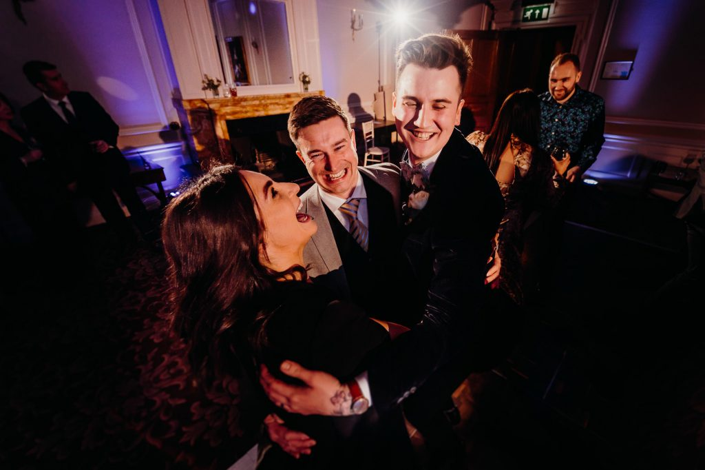 Crathorne Hall Yarm Wedding Photographer 1420