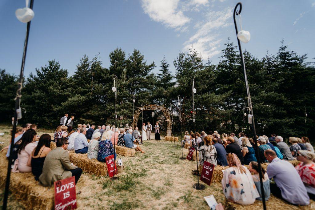 Deepdale Farm Wedding Photographer 179