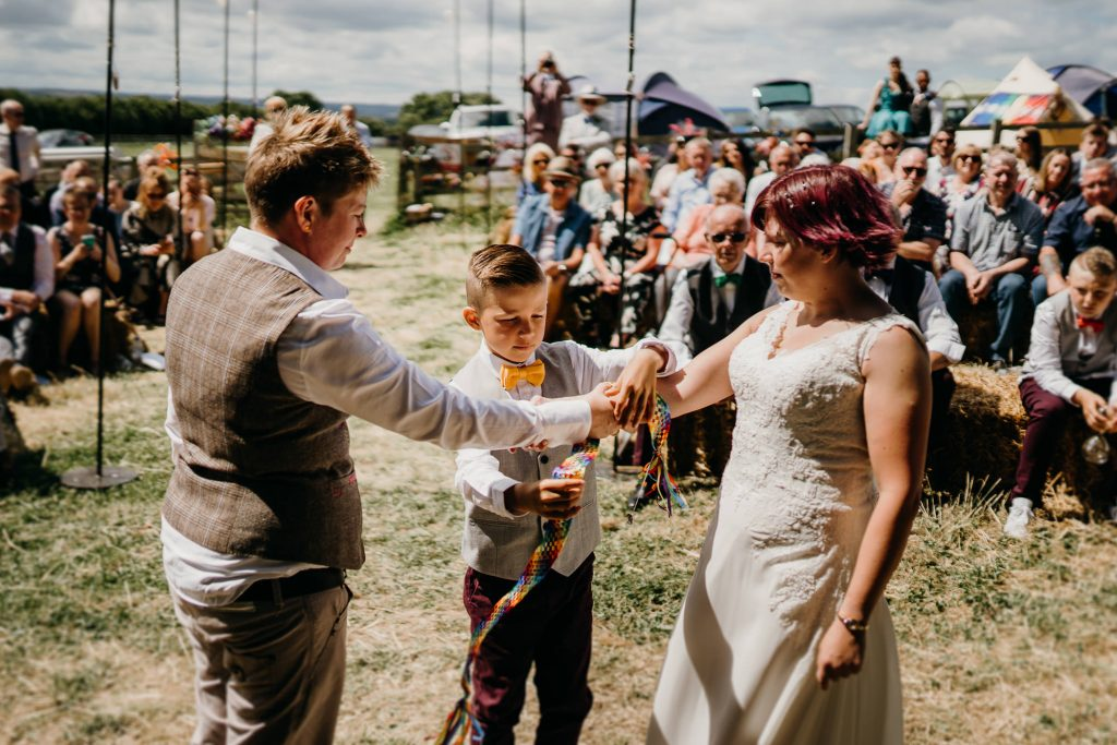 Deepdale Farm Wedding Photographer 182