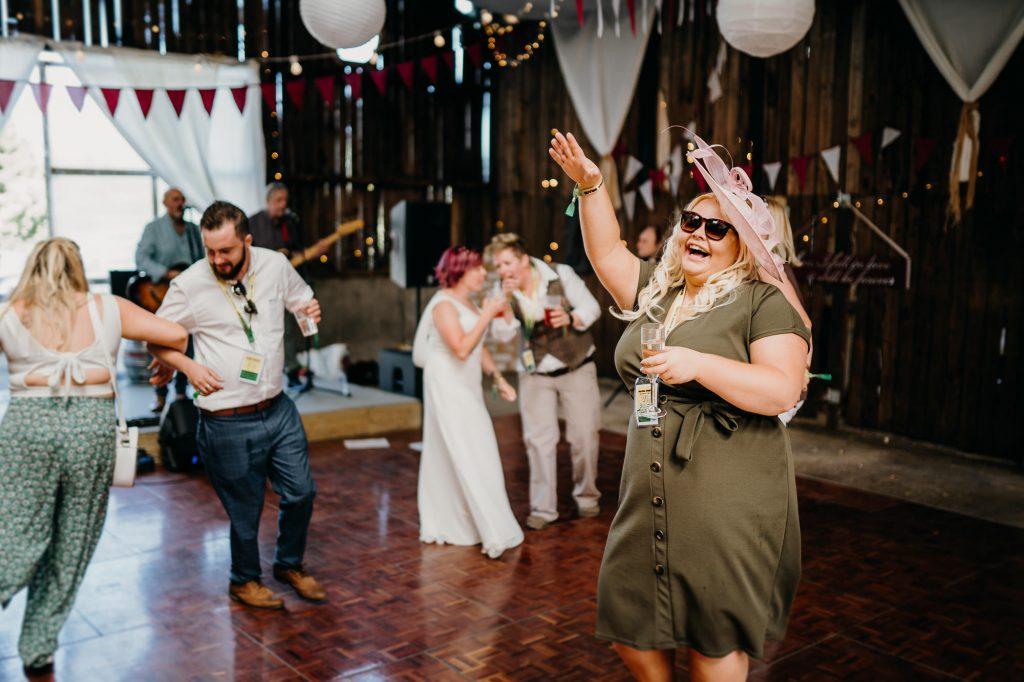 Deepdale Farm Wedding Photographer 196