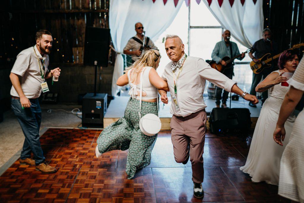 Deepdale Farm Wedding Photographer 197