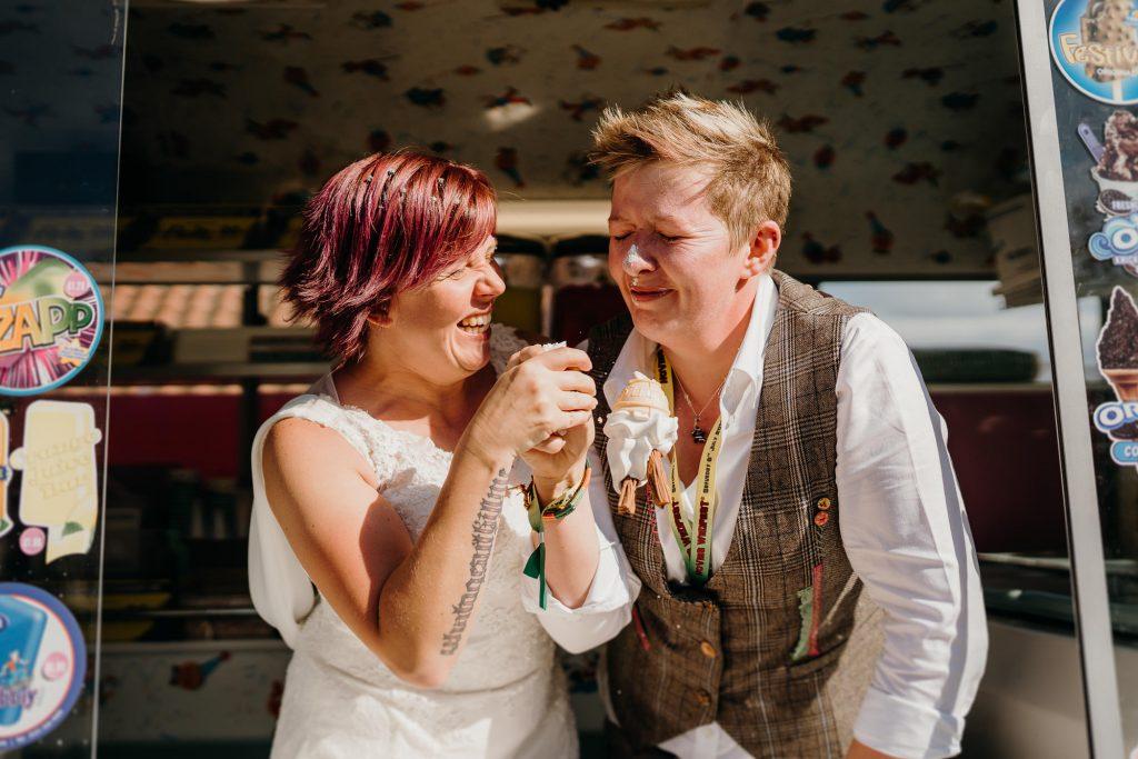 Deepdale Farm Wedding Photographer 207